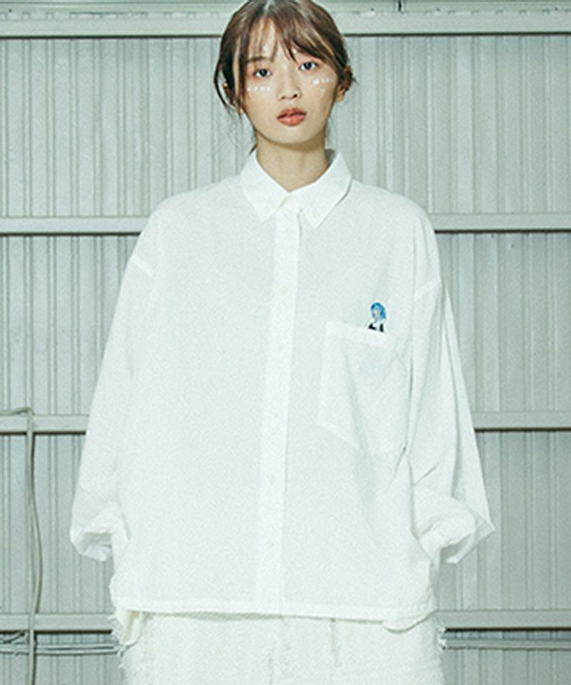 30%OFF【STOF(ストフ)】Secret Flower Shirt シャツ(SF21SS-16)