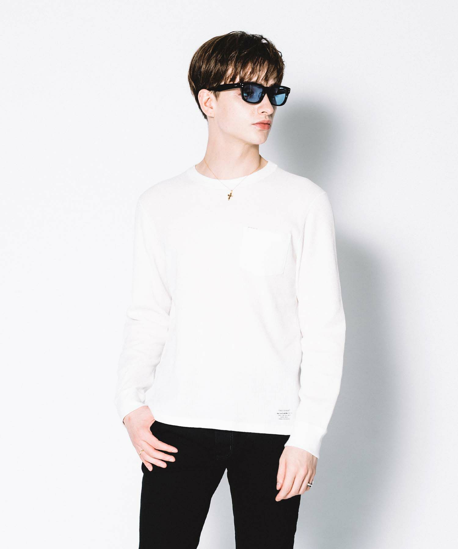 20%OFF【CRIMIE(クライミー)】VINCENT THERMAL LONG SLEEVE TEE ロングスリーブT(CR1-02L5-CL02)