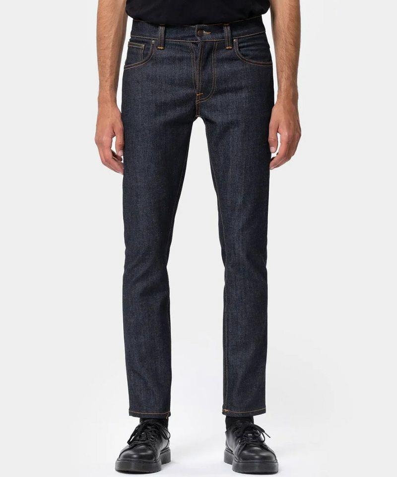 【Nudie Jeans(ヌーディージーンズ)】GRIM TIM 044 DRY TRUE NAVY デニムパンツ(113111030)