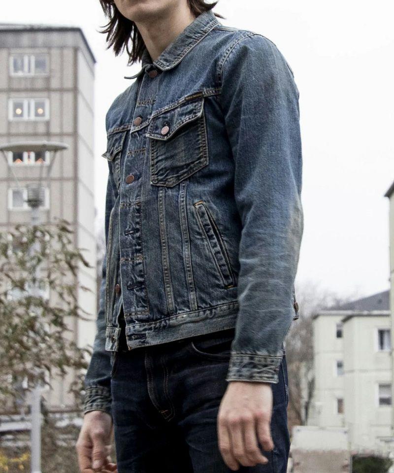 【Nudie Jeans(ヌーディージーンズ)】BOBBY NB26 DENIM デニムジャケット(160731)