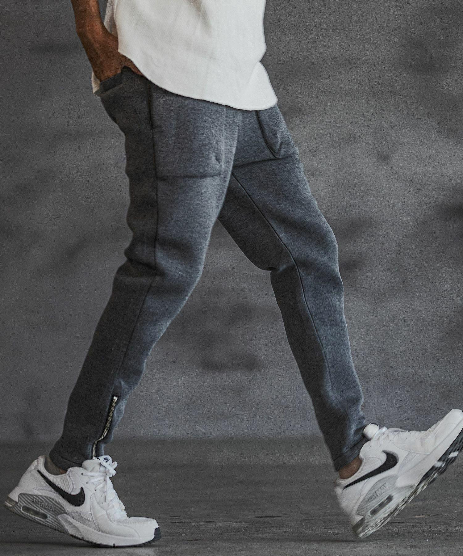 【CAMBIO(カンビオ)】【予約販売サイズ・カラーにより納期異なる】Bonding Jersey Skinny Silhouette Pants パンツ