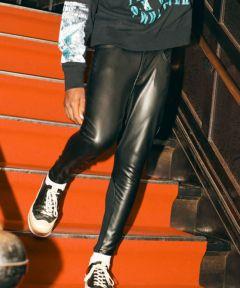 Black(leather)